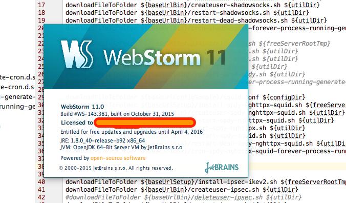 WebStorm 卡得要死?来,充荤花挥你的 MacBook Pro 的内存吧 — WebStorm is unresponsive? Try this